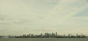 New York, paesaggio urbano — Foto stock