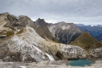 Landscape of Austrian Alps — Stock Photo