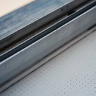 Close-up view of window frame — Stock Photo