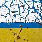 Абстрактный фон с потертой стены — стоковое фото