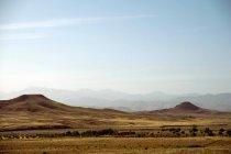 Magnifique paysage de montagne — Photo de stock