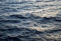 Skyline e vista linda vista do mar — Fotografia de Stock