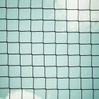 Net y azul cielo - foto de stock