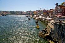 Porto alte Stadt Stadtbild — Stockfoto