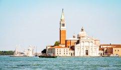 Городской пейзаж Венеции с собор Святого Марко — стоковое фото