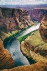 Величний Національний Парк Глибоої ущелини — стокове фото