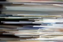 Confuso i cartoni, completo di cornice immagine — Foto stock