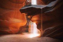 Antelope Canyon, Arizona — Stockfoto