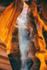 Antelope Canyon, Arizona — Stockfoto