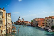 Cityscape of Venice with St Marco Cathedral — Stock Photo