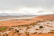 Scenic view of beautiful mountain range landscape — Stock Photo