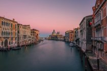 Vista da cidade de Veneza, com a Catedral de São Marco — Fotografia de Stock