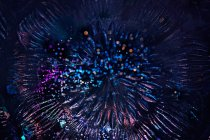 Абстрактный фон с размытым освещения — стоковое фото