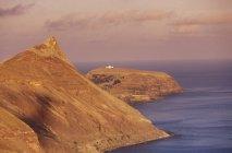 Океанському узбережжі Португалії — стокове фото