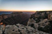 Parco nazionale del Grand Canyon — Foto stock