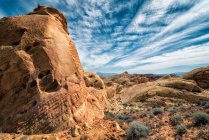 Valley of the Fire at daytime — Stock Photo