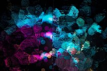 Абстрактний фон з розмитими освітлення — стокове фото