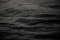 Blick auf das Meer Wasser Oberflächenstruktur — Stockfoto