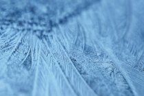 Close-up view of frozen surface — Stock Photo