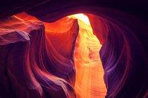Antelope Canyon, Arizona — Stock Photo