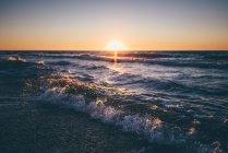 Paesaggio naturale con Costa — Foto stock