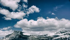 Yosemite-nationalpark — Stockfoto