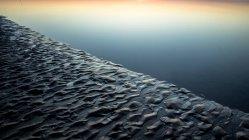 Видом на гарний вид на море і горизонт — стокове фото