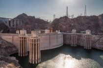 Hoover dam, Nevada, USA — Stock Photo