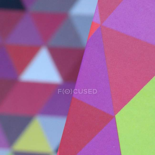 Abstract colorful stylish geometric background — Stock Photo