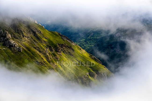 Schöne Gebirge Landschaft — Stockfoto