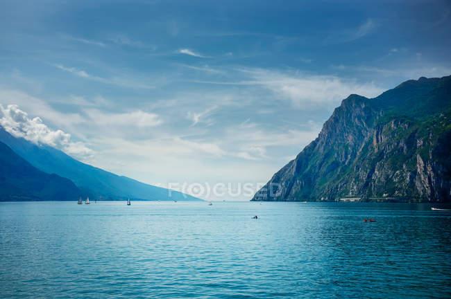Alpen-Landschaft — Stockfoto