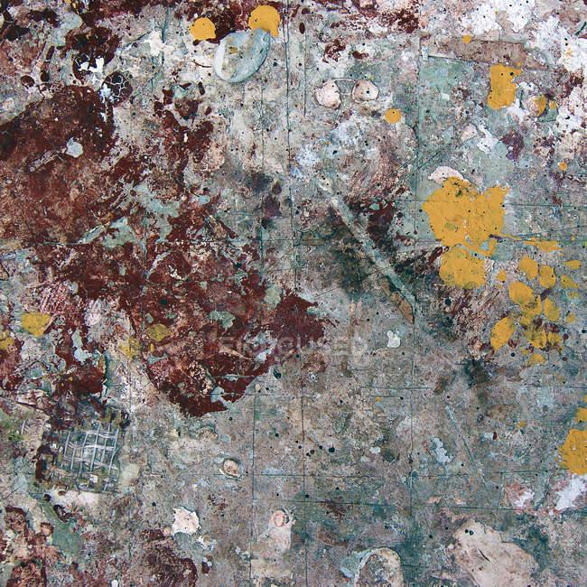Конструкция стены абстрактный гранж — стоковое фото