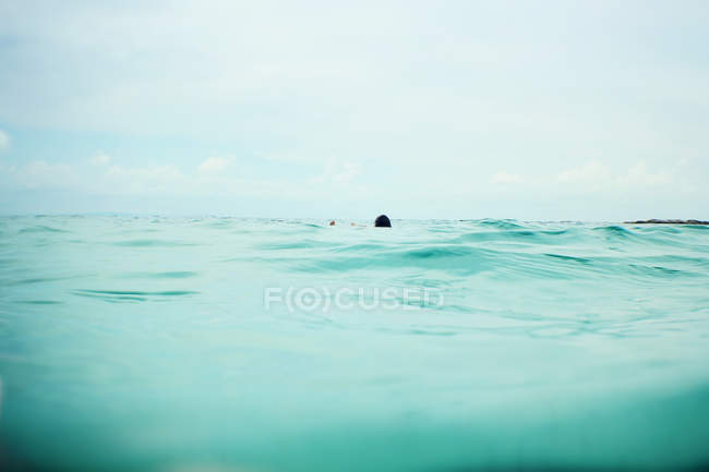 Текстура поверхні води — стокове фото