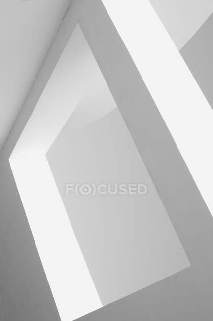 Partial view of concrete wall texture, minimalistic concept — Stock Photo