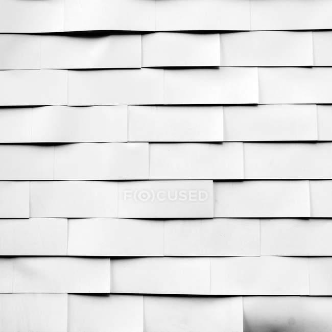 Vista del primo piano della facciata moderna della costruzione — Foto stock