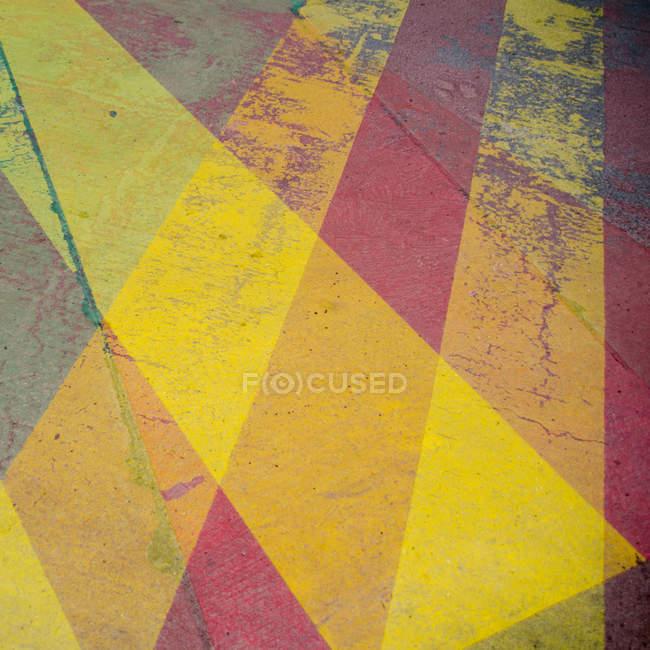 Анотація барвисті стильний геометричні фону — стокове фото