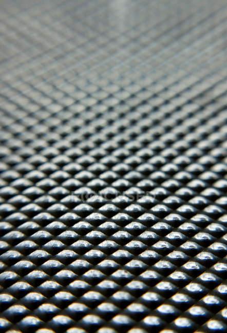 Gray steel aluminium surface, full frame — Stock Photo
