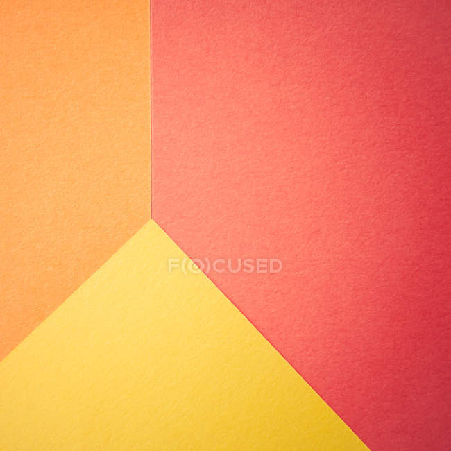 Abstract textured backdrop with colorful paper pattern — Stock Photo