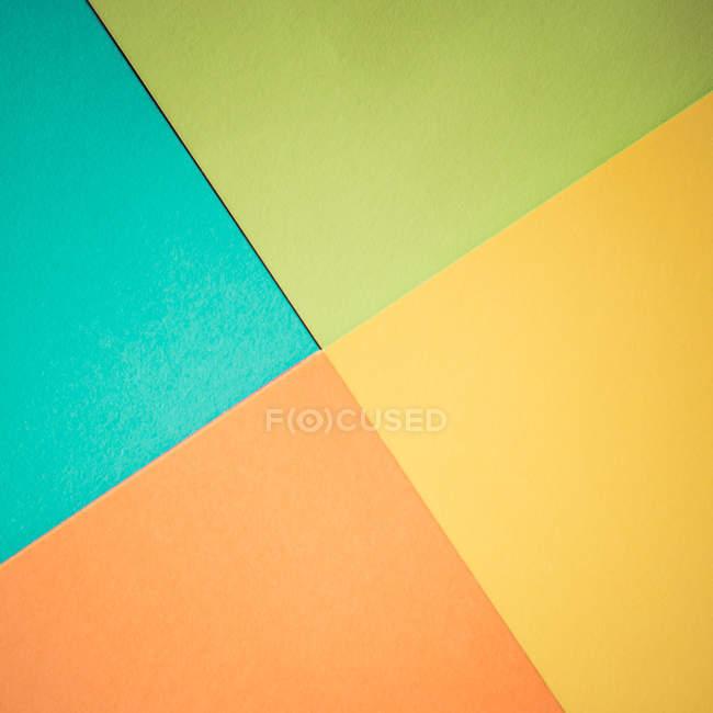 Colores con estilo geométrico antecedentes - foto de stock