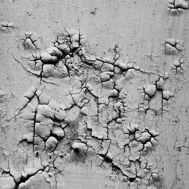 Im Alter von alten Wand Textur mit massivem Stuck — Stockfoto