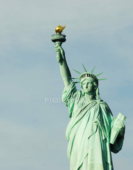 American monument of Statue of Liberty, patriotism concept — Stock Photo