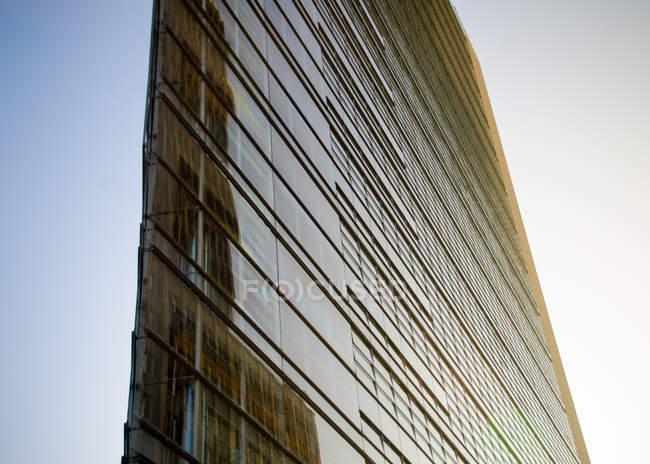 Edifício moderno na Potsdamer Platz — Fotografia de Stock