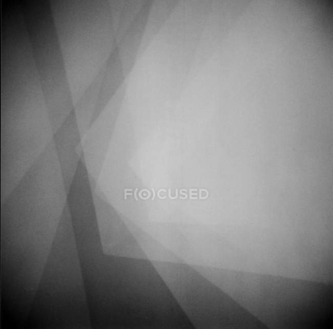 Abstract monochrome stylish geometric background — Stock Photo