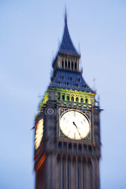 Красиві мальовничим видом Біг-Бен, Лондон, Велика Британія — стокове фото