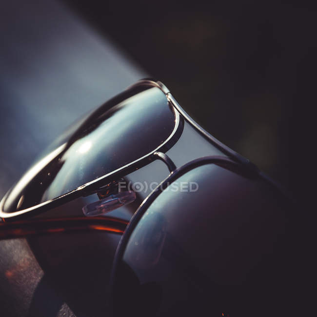 Fashion sunglasses, close up image — Stock Photo