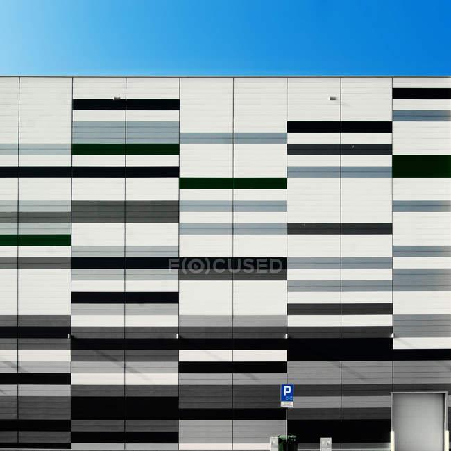 Edifício moderno em Zgorzelec — Fotografia de Stock