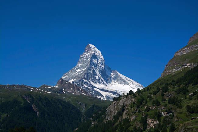 Canton Wallis, Switzerland — Stock Photo