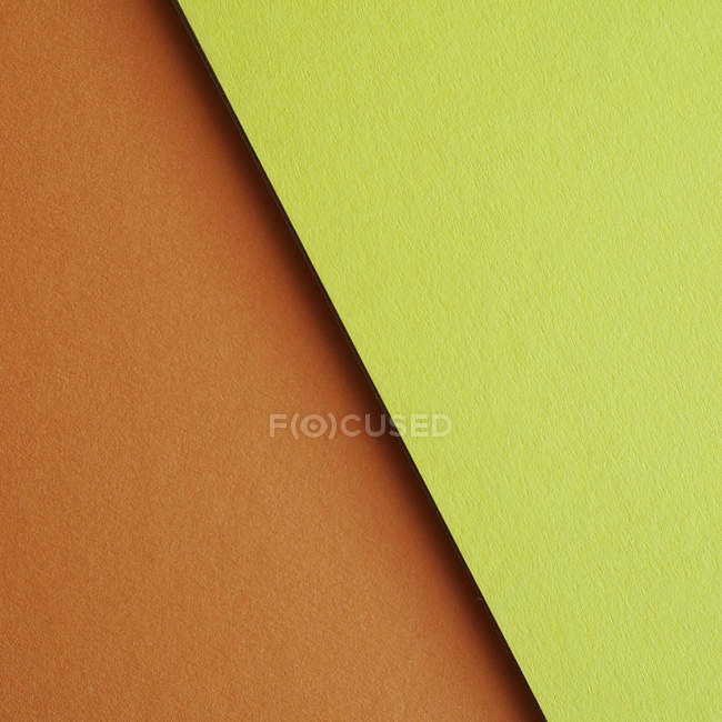 Green brown paper background — Stock Photo