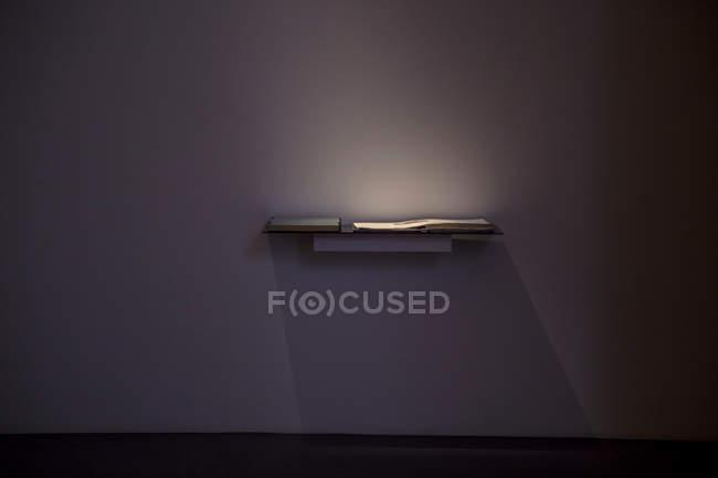 Lâmpada como detalhes de design de interiores — Fotografia de Stock