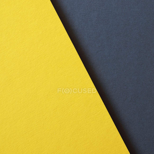 Yellow gray paper background — Stock Photo
